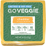 Lactose & Soy Free Cheddar Block