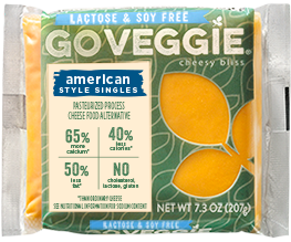 Lactose & Soy Free American Singles