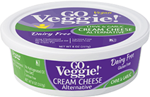 Vegan Chive & Garlic Cream Cheese