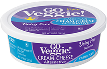 Vegan Classic Plain Cream Cheese