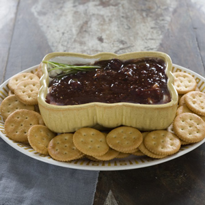 Chipotle Raspberry Dip