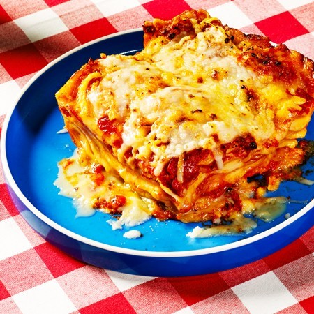 Vegetarian Four Cheese Lasagna Recipes — Dishmaps