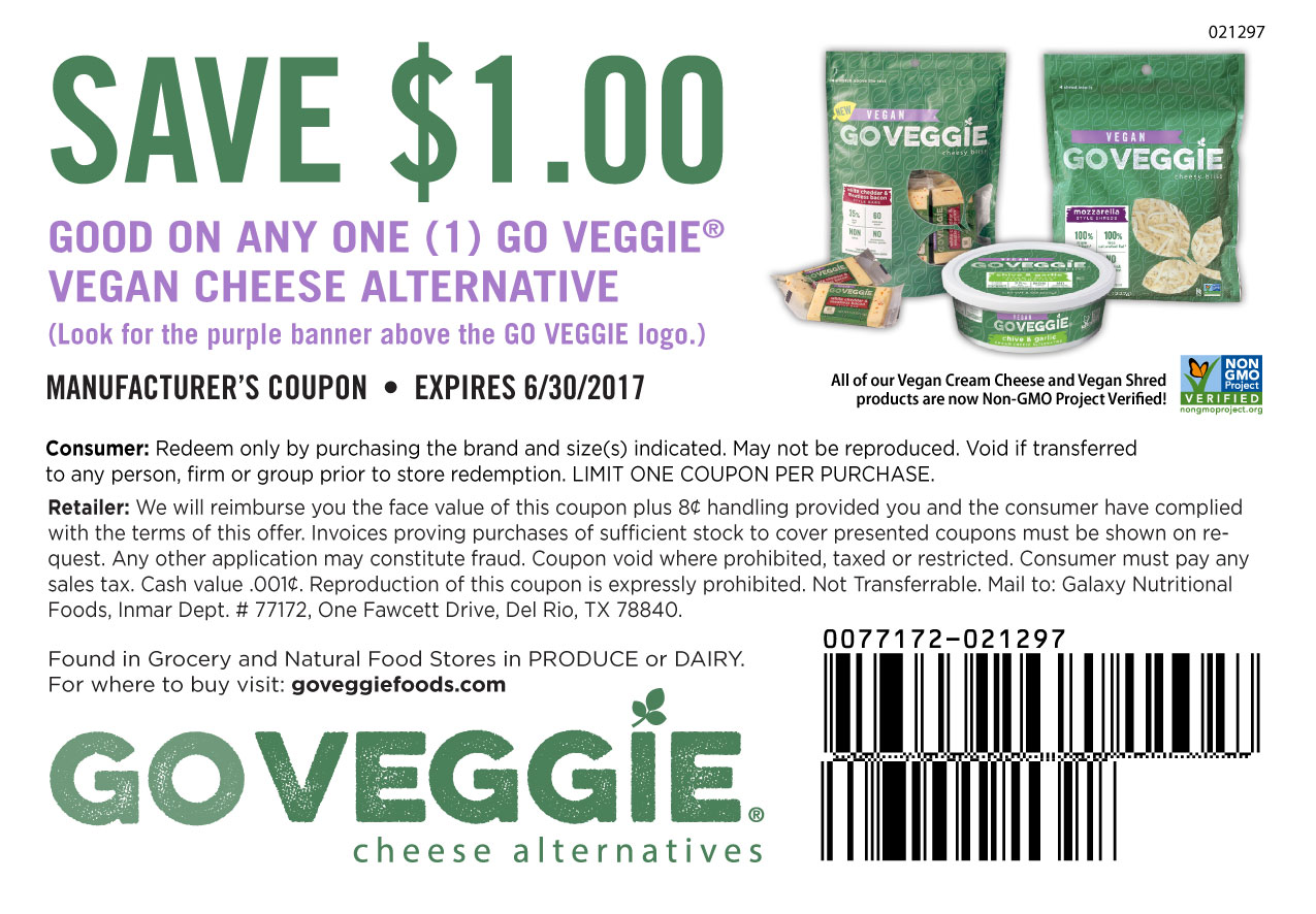 Veggie grill coupon code
